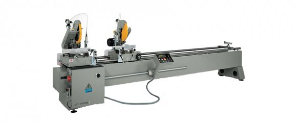 NORMA - twin-head cutting-off machine