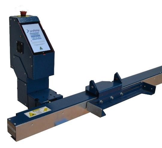 Alumach digital positioning stop – Lazer